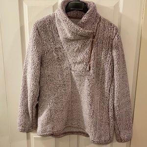 Jackets & Blazers - Soft Sherpa Pullover